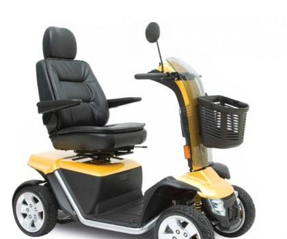 Lo scooter elettrico per anziani e disabili