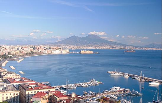 Alla scoperta delle bellezze di Napoli
