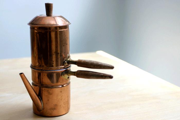 Il segreto della caffettiera napoletana
