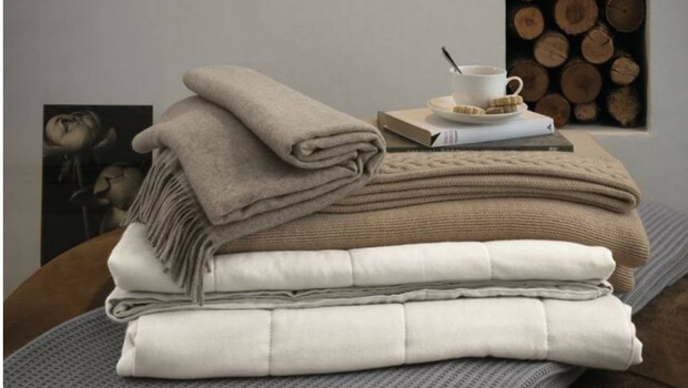 Arriva il freddo, tutti sotto le coperte!