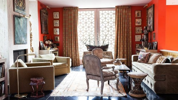 Una casa in stile massimalista: ecco qualche tip