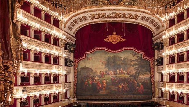 Il primo teatro lirico d'Europa: il San Carlo